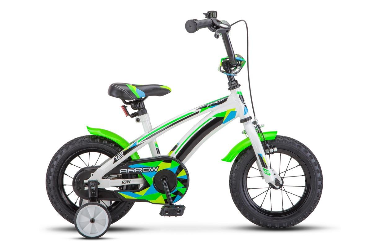 четырехколесный велосипед для детей 3-4 лет