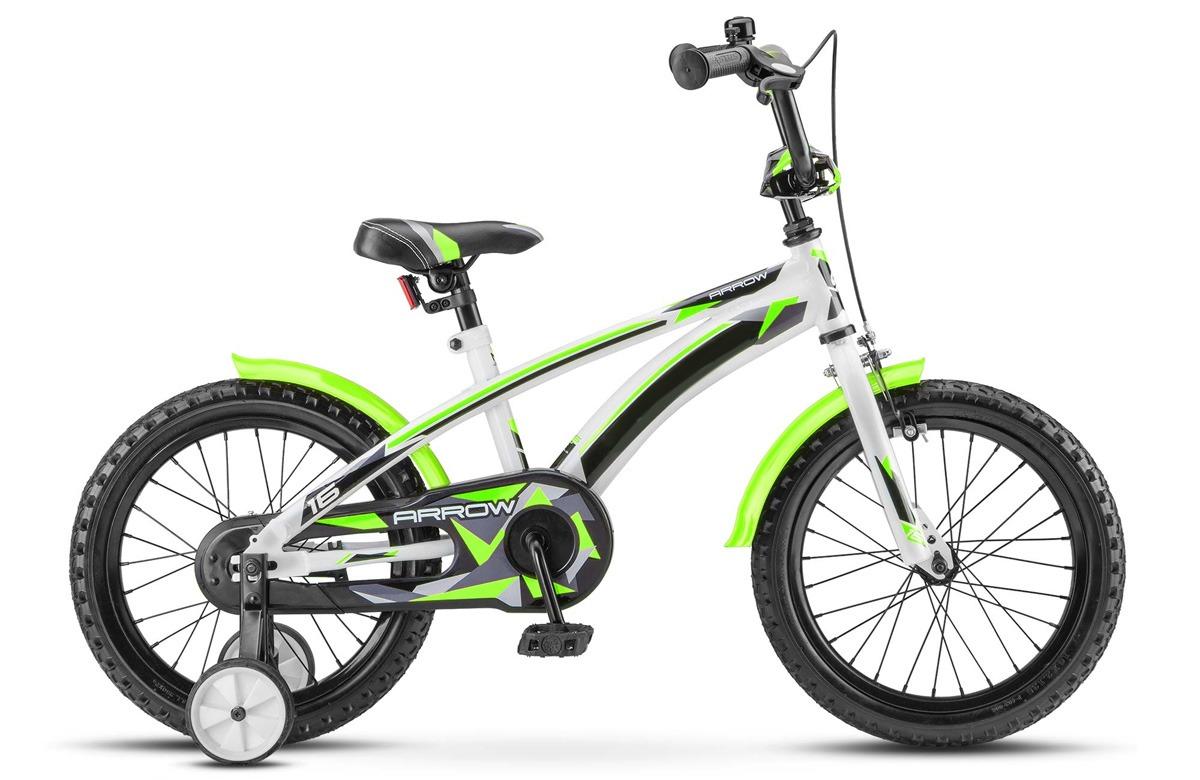 четырехколесный велосипед для детей 5-6 лет