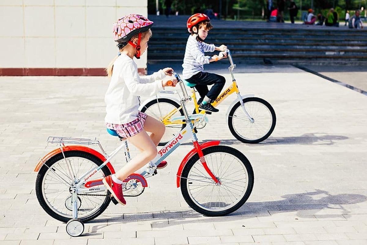 велосипеды Forward для дошкольников