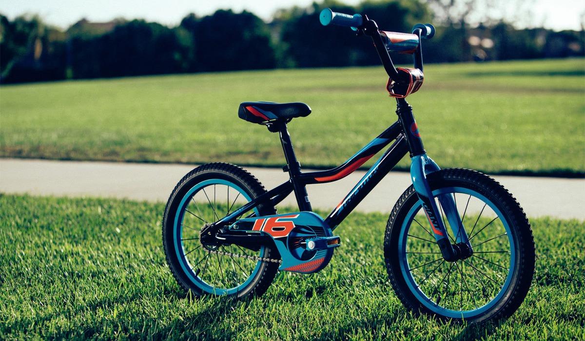 велосипеды Giant для дошкольников