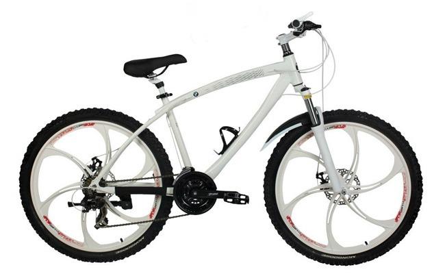 дорожный велосипед на литье