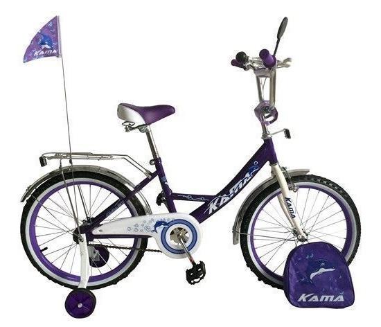 детский велосипед Кама