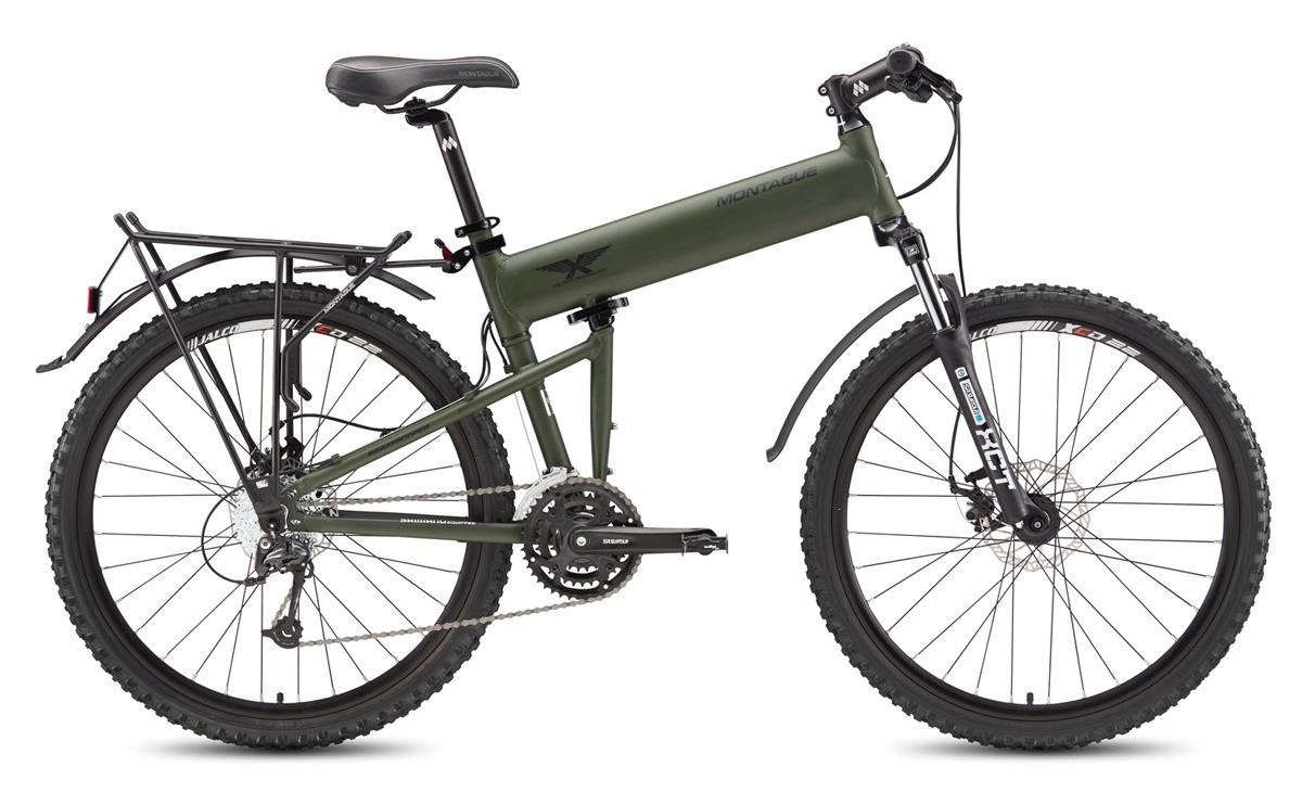 складные велосипеды Montague