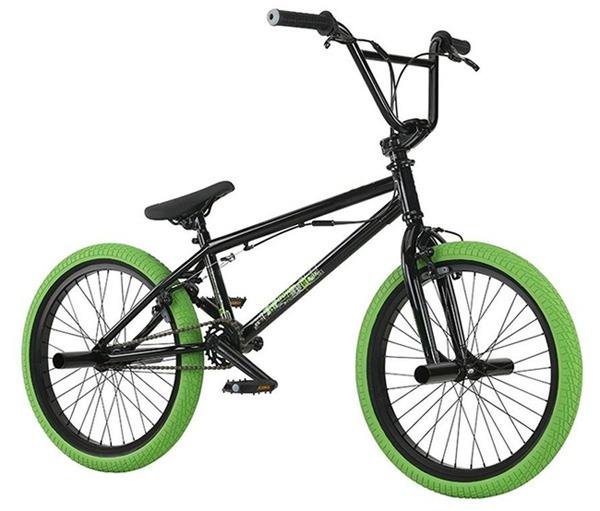 подростковый BMX-велосипед