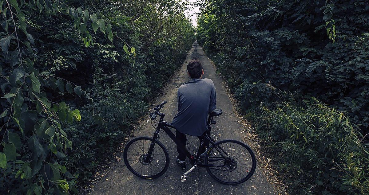 вред от велосипеда