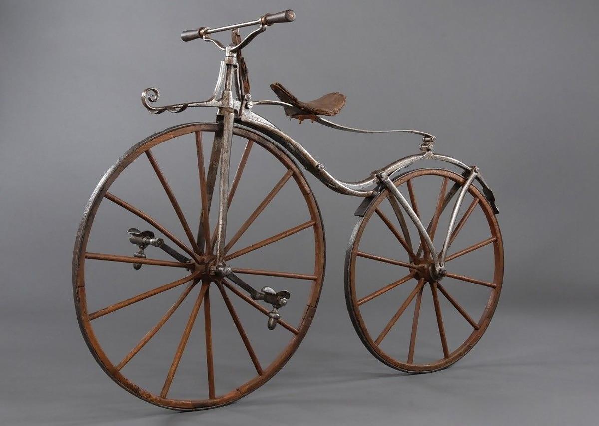 велосипед Michaux