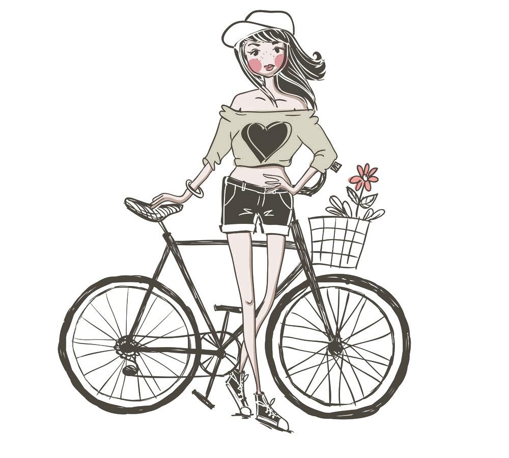 подростковый велосипед для девочки
