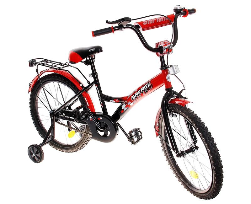 """детский велосипед с колёсами 20"""""""