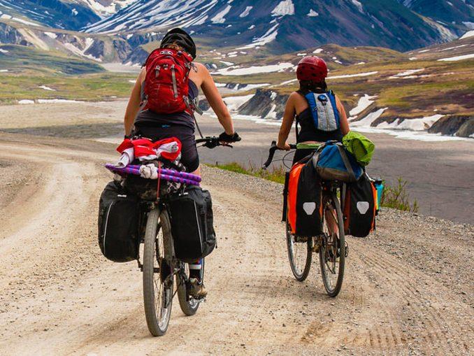туристические велосипеды