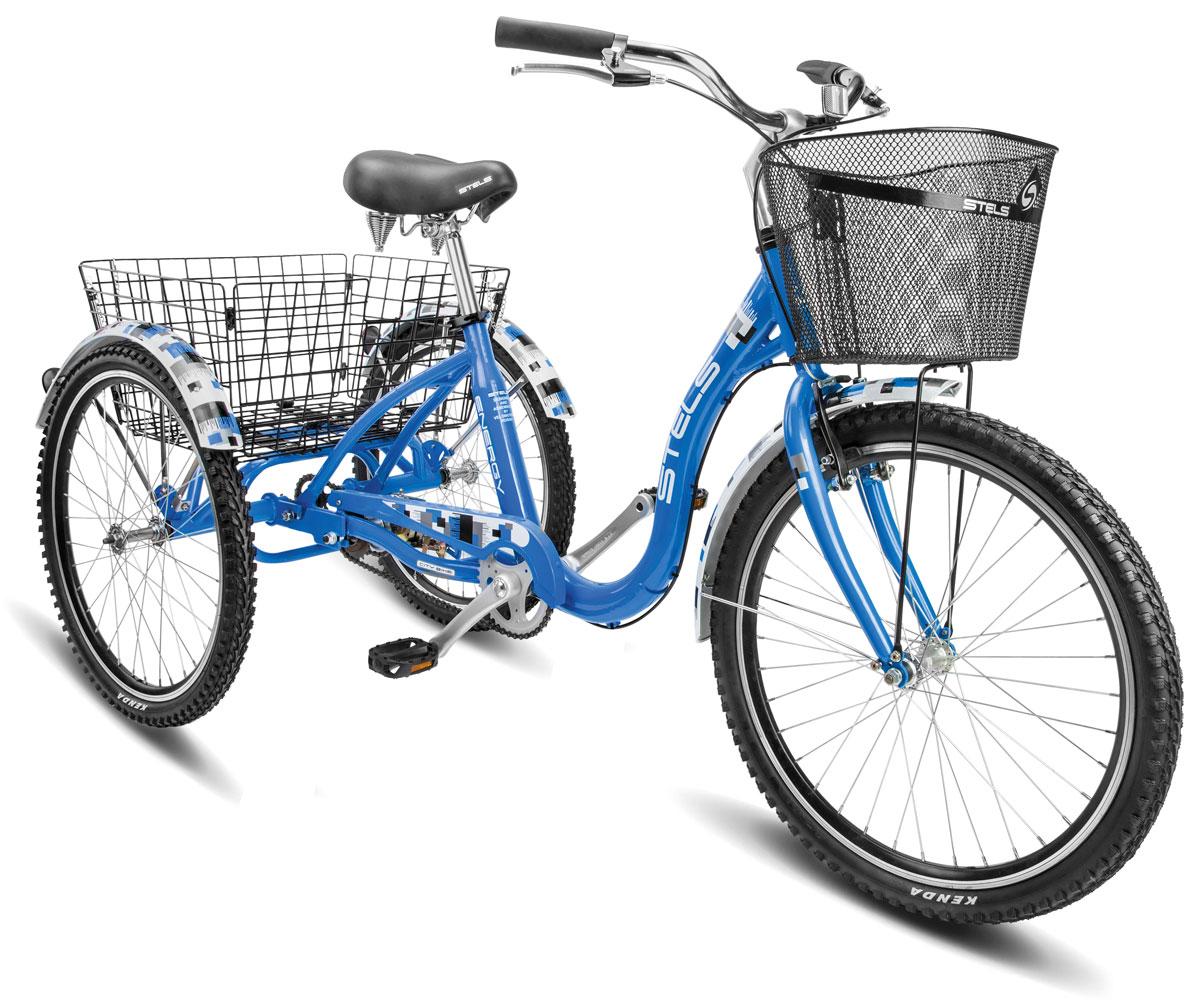 грузовой трехколесный велосипед