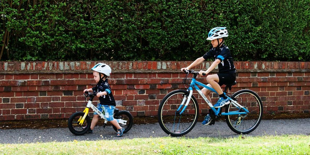 беговел или велосипед - что лучше выбрать ?