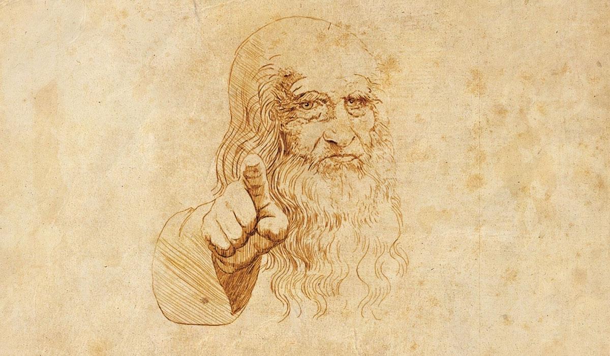 Леонардо да'Винчи