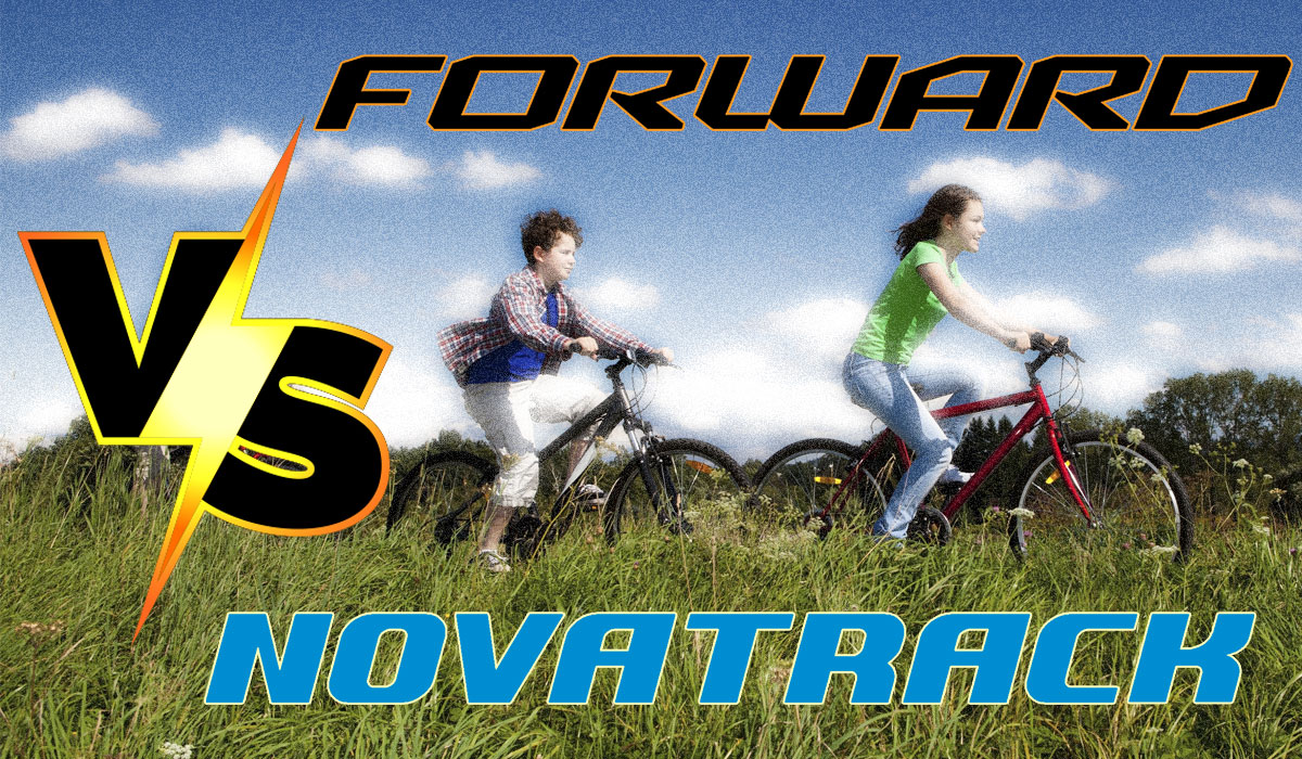 Новатрек или Форвард