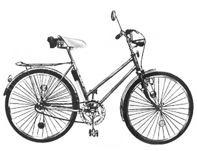 Ласточка (велосипеды СССР)