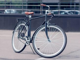 городской (дорожный) велосипед (subject)