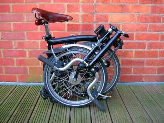 складной велосипед (subject)