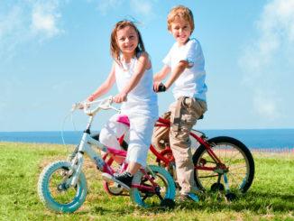 детские велосипеды (дети для subject)