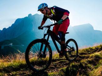 горный велосипед (subject)
