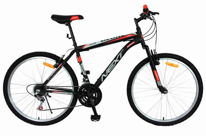 горный велосипед NEXT