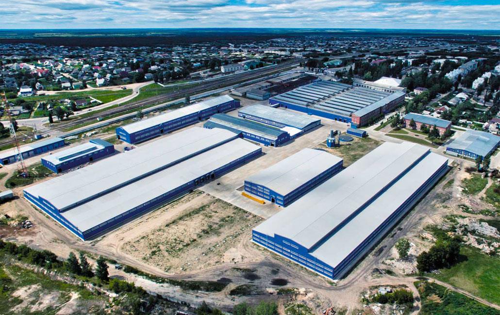 производство велосипедов Stels в Жуковке