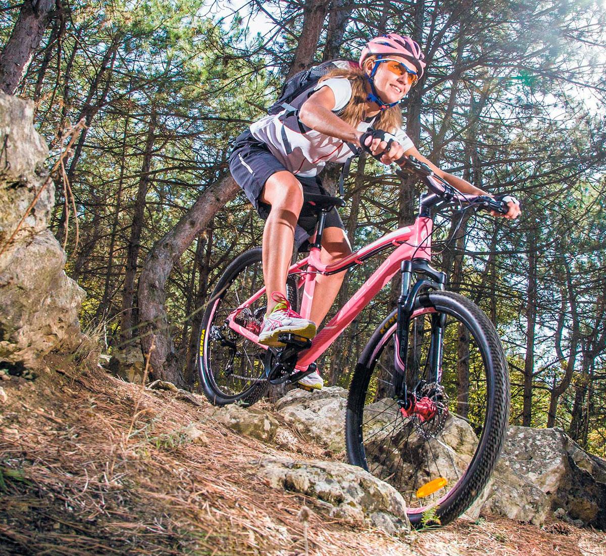 Stels Miss - женские горные велосипеды